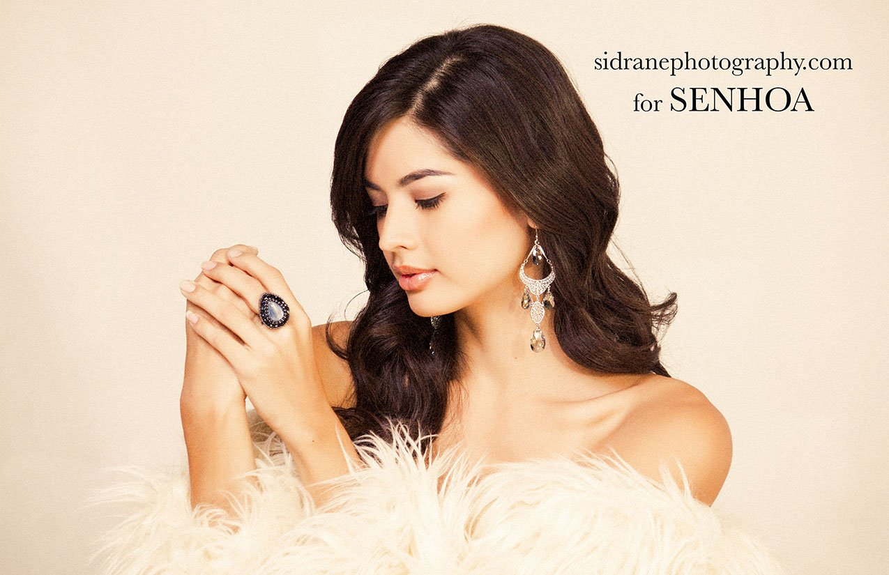 Sehnoa commercial advertising photography by professional photographer Sid Rane of Orange County, LA, California