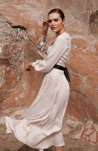 Fashion Editorial Photo shoot for Elle Bulgaria Magazine by Sid Rane, Fashion photographer in Orange County, CA